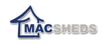 Mac Sheds and cladding - logo